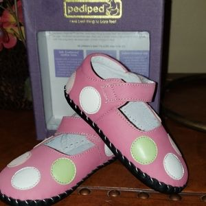 Pediped hand made super soft shoes
